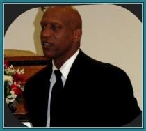 Minister Wesley Deshields