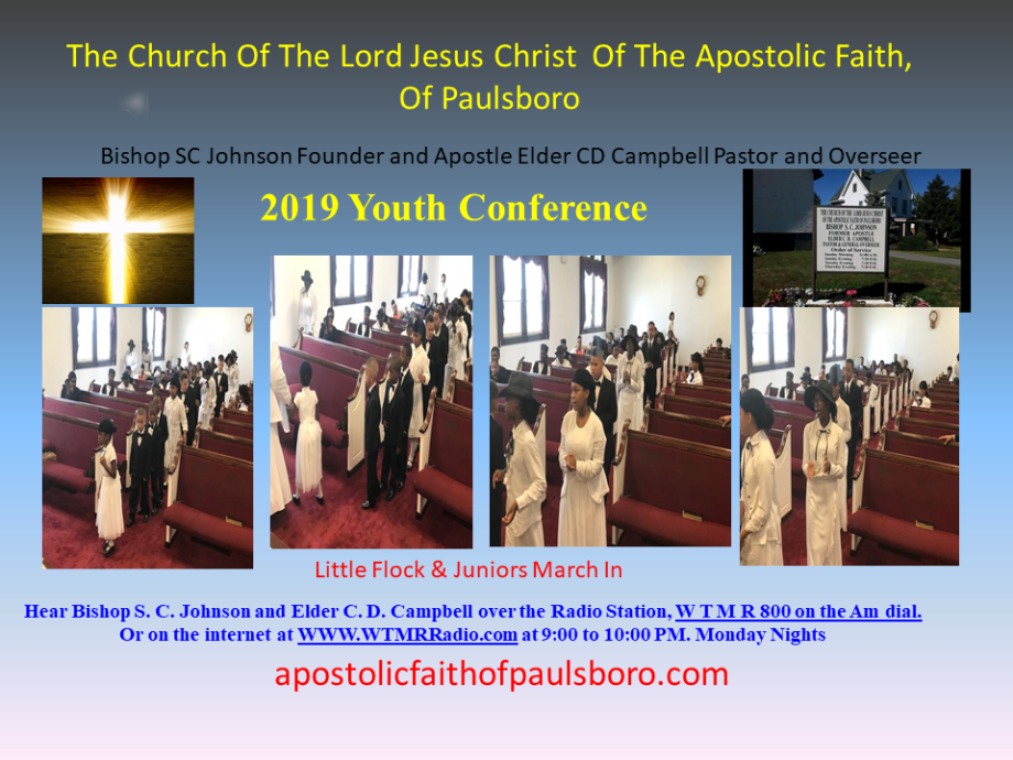 The Church of The Lord Jesus Christ, of the Apostolic Faith